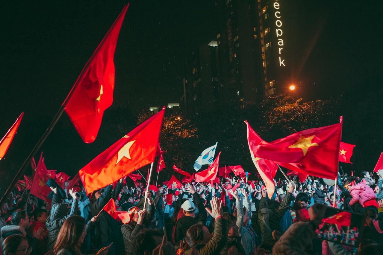 Proud of Vietnam